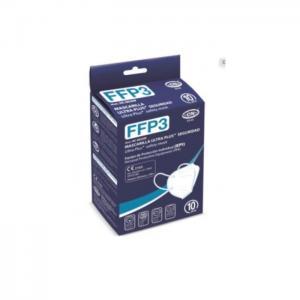 Mascarilla ffp3 nr ce azul caja -