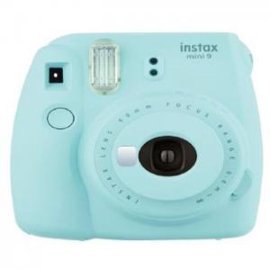 Camara fujifilm instax mini 9 azul - Fujifilm