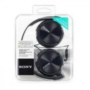 Auriculares sony mdrzx310apb diadema negro plegable - Sony