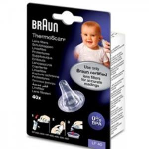 Funda higienicas braun termometros thermoscan - braun