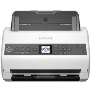 Escaner sobremesa epson workforce ds - 730n a4 - epson