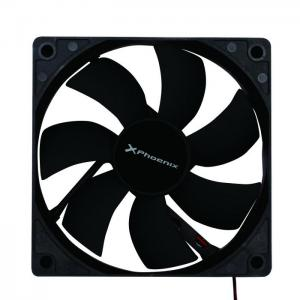 Ventilador auxiliar phoenix phcoolerfan12 12cm 3 - phoenix technologies