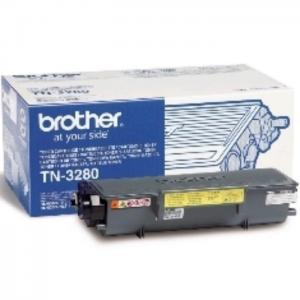 Toner brother tn3280 negro 8000 páginas - brother