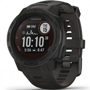 Reloj smartwatch garmin instinct solar grafito - garmin