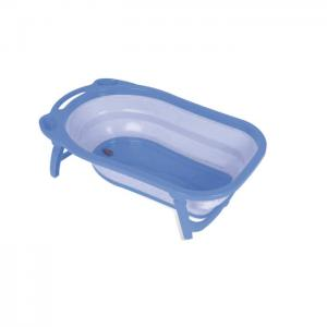 Blue folding bath translucida- asalvo