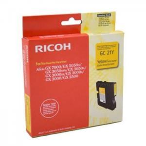 Ricoh 405535 - 21y tinta amarillo - ricoh