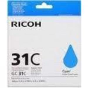 Ricoh 405689 - 31c tinta cian - ricoh