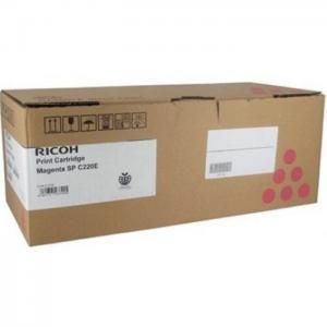Ricoh 407644 - 406767 - 406099 - 406054 toner magenta - ricoh