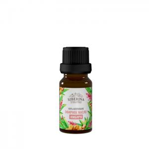 Ginger essential oil - siberina