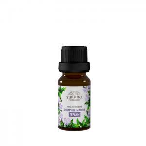 Geranium essential oil - siberina