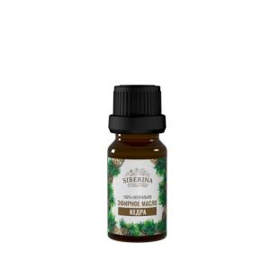 Cedar essential oil - siberina