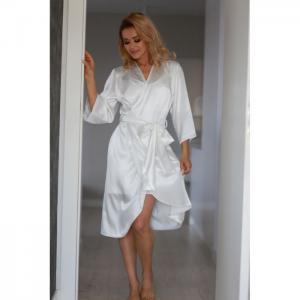 Bohol dressing-gown ecru - kalimo