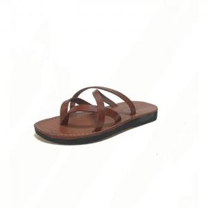 Natural leather sandal - Rahalah