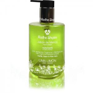 Hand soap lime - lemon - radhe shyam