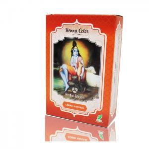 Henna radhe copper natural powder - radhe shyam