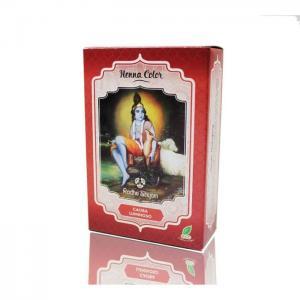 Henna radhe mahogany luminous powder - radhe shyam