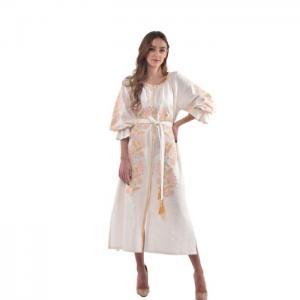 Muza milky dress - 2kolyory