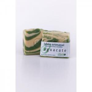 Artisan avocado soap - shieko cosmética natural