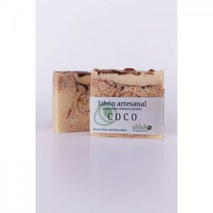 Artisan Coconut Soap - Shieko Cosmética Natural