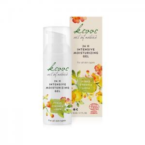 Pyrus Cydonia 24 h intensive moisturizing gel - Kiwi Cosmetics
