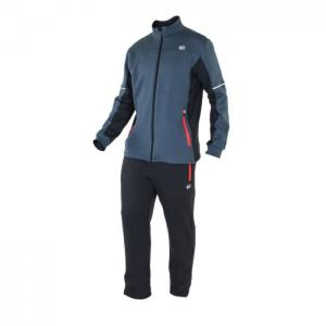 Men's fleece joguinsuit - new wood