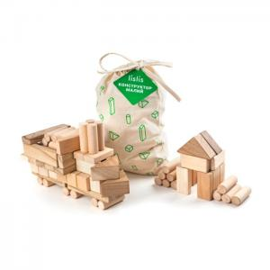 Wooden blocks small set - lislis
