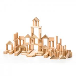 Wooden blocks big set - lislis
