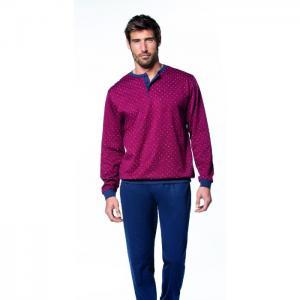 Single jersey winter pyjama - guasch