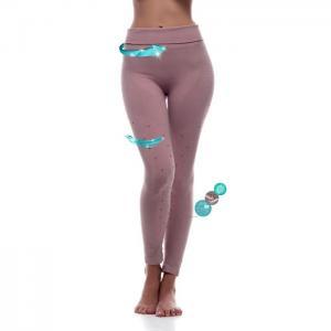 Legging slimming auto massage with emana fiber bella - anaissa