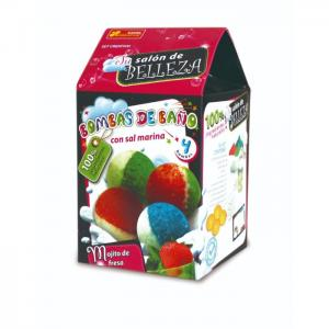 BATH BOMBS: strawberry mojito - JUGUETES Y PELUCHES NEO
