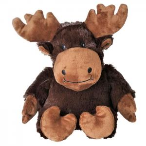 Thermo teddy: moose (filling natural microwave and fridge) - juguetes y peluches neo
