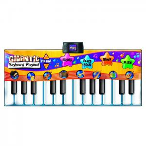 Manta musical: giant piano - juguetes y peluches neo