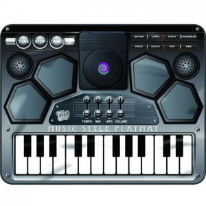 Manta musical: mixer (click play music dj) - juguetes y peluches neo