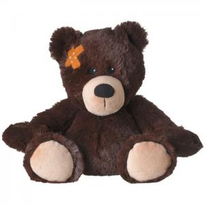 Thermo teddy: great bear (filling natural microwave and fridge) - juguetes y peluches neo