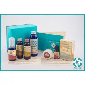 Balance box for dry skin - azoor