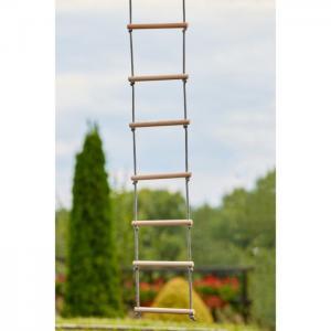 Rope ladder (300*1750) (beech) - tm goydalka
