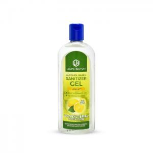 Leon hector sanitizer gel lemon plus plus 300ml - leon hector