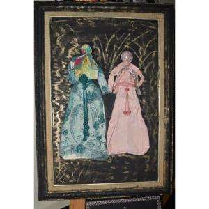 Folkloric costume - creativites feminines