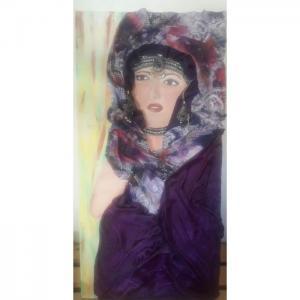 A barbarian woman - creativites feminines