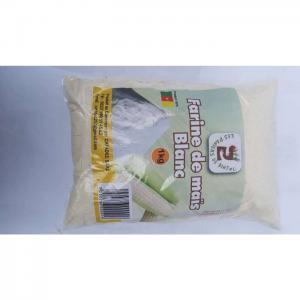White corn flour - les paniers de bintou