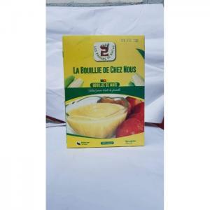 Yellow corn flour - les paniers de bintou