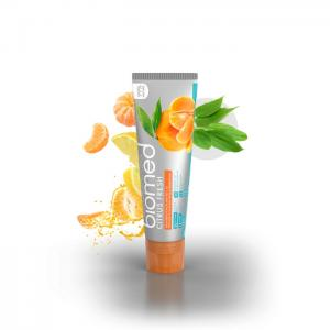 Citrus Fresh Toothpaste - Biomed