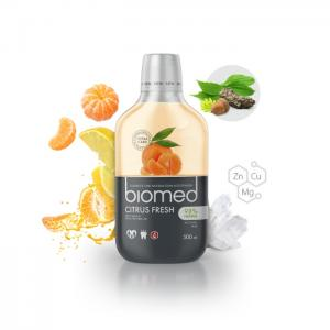 itrus Fresh Mouthwash - Biomed