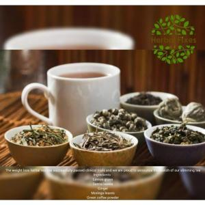 Slimming tea - herbal fixes
