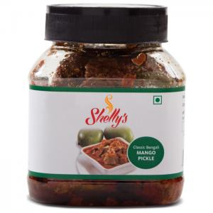 Shellys mango pickle - shelly's