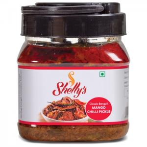 Shellys mango chilli pickle - shelly's