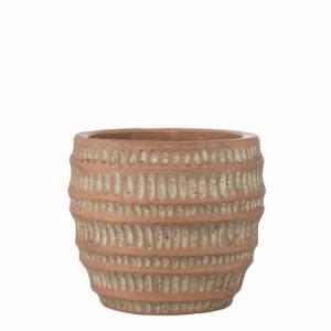 Jillia flower pot H14 cm.   - Lene Bjerre