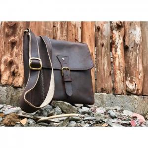 Leather Crossbody  WL08 - Wanjiline Leather