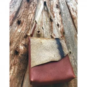 Leather Crossbody  WL09 - Wanjiline Leather