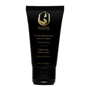 Brightening And Moisturizing Hand Cream Shea Butter 50 Ml - Natil Cosmetics